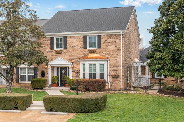 6768 Hickory Manor Circle #60, Chattanooga, TN 37421 (MLS #1329391) :: The Weathers Team