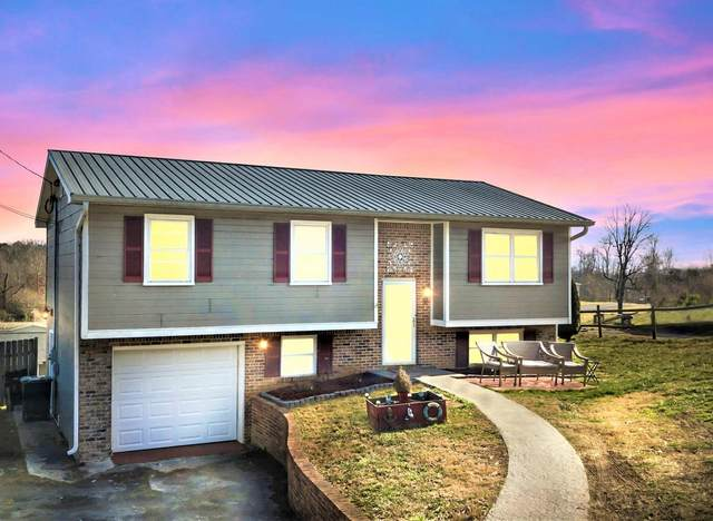 2921 Eastview Ter, Cleveland, TN 37323 (MLS #1329449) :: The Jooma Team