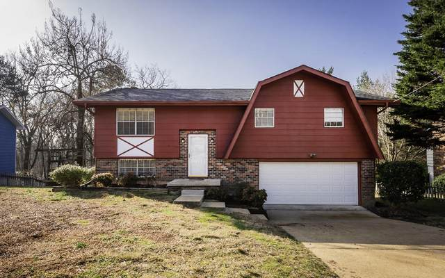 434 Stoneridge Dr, Hixson, TN 37343 (MLS #1329494) :: Keller Williams Realty | Barry and Diane Evans - The Evans Group