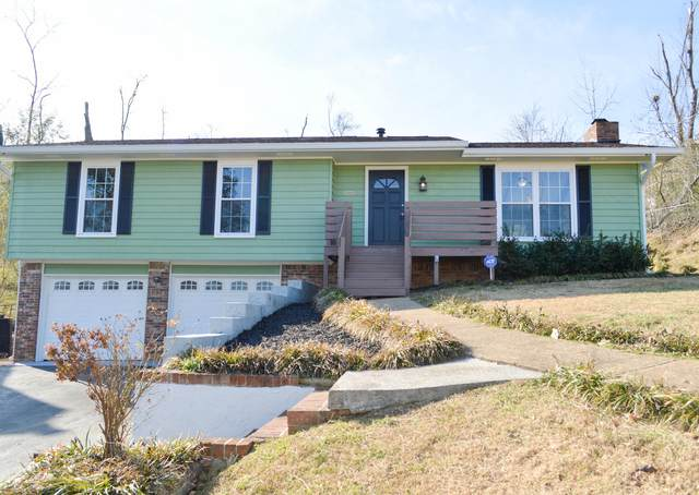 8102 Gladys Ln, Chattanooga, TN 37421 (MLS #1329527) :: Keller Williams Realty   Barry and Diane Evans - The Evans Group