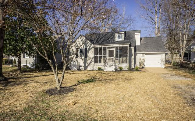 411 S Sweetbriar Ave, Chattanooga, TN 37411 (MLS #1329533) :: The Jooma Team