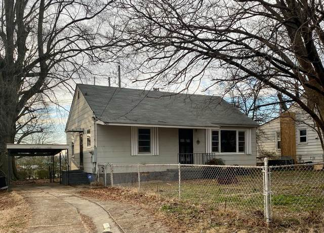 1421 Wright St, Chattanooga, TN 37412 (MLS #1329535) :: Chattanooga Property Shop