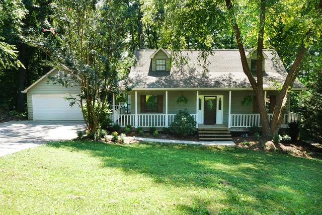 158 NE Carriage Ln, Cleveland, TN 37312 (MLS #1329537) :: EXIT Realty Scenic Group