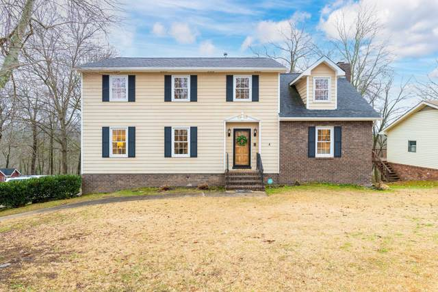 812 Stone Crest Cir, Chattanooga, TN 37421 (MLS #1329539) :: The Weathers Team