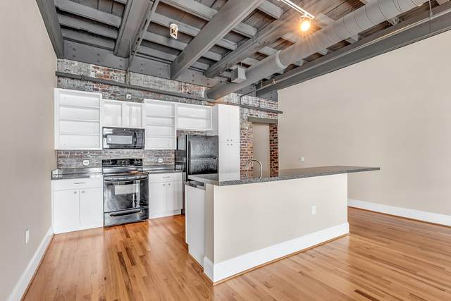 1417 Market North St #33, Chattanooga, TN 37402 (MLS #1329541) :: The Weathers Team