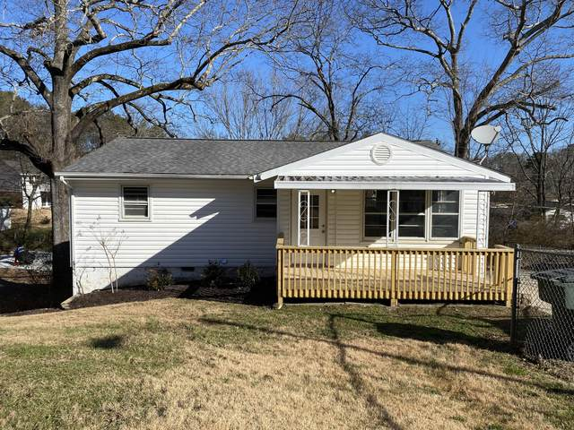 6307 Hansley Dr, Chattanooga, TN 37416 (MLS #1329630) :: Keller Williams Realty | Barry and Diane Evans - The Evans Group