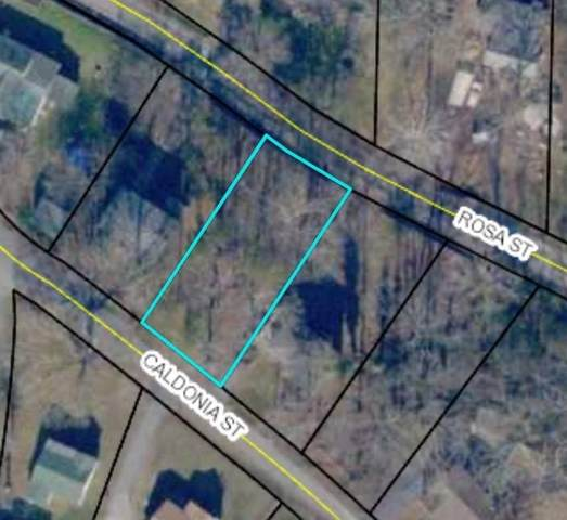 0 Caldonia Lot 19 St, Rossville, GA 30741 (MLS #1329651) :: The Mark Hite Team