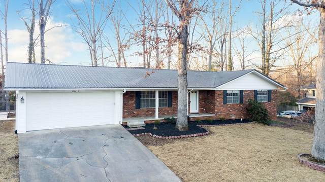 2219 NW Glenwood Dr, Cleveland, TN 37311 (MLS #1329664) :: The Jooma Team