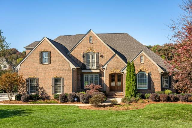 3271 Enclave Bay Dr, Chattanooga, TN 37415 (MLS #1329665) :: The Jooma Team