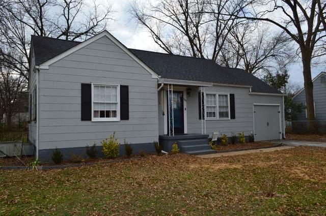 309 Spring Creek Rd, Chattanooga, TN 37411 (MLS #1329681) :: The Jooma Team