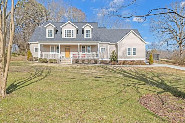 7527 Mahan Gap Rd, Ooltewah, TN 37363 (MLS #1329698) :: EXIT Realty Scenic Group
