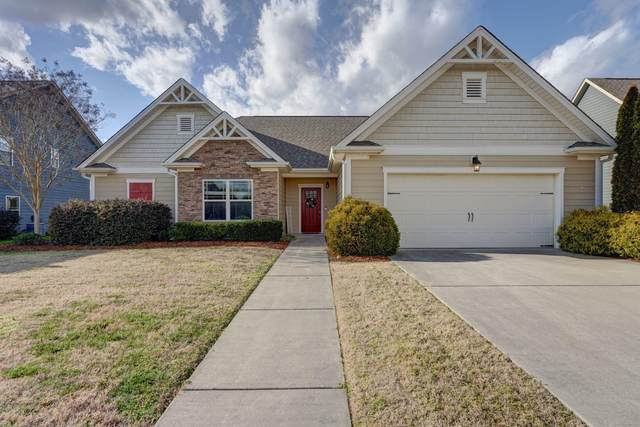 8374 Front Gate Cir, Ooltewah, TN 37363 (MLS #1329700) :: Smith Property Partners