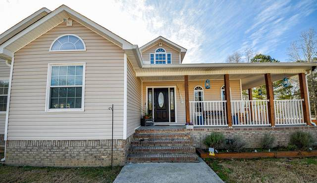 112 Shady Oaks Dr, Mcdonald, TN 37353 (MLS #1329742) :: Denise Murphy with Keller Williams Realty