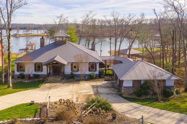 596 Lake Harbor Dr, Spring City, TN 37381 (MLS #1329860) :: Smith Property Partners