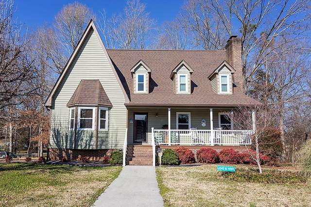 131 Cedarwood Trail Nw, Cleveland, TN 37312 (MLS #1329897) :: Denise Murphy with Keller Williams Realty