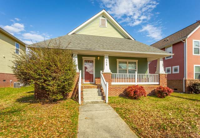 205 W 37th St, Chattanooga, TN 37410 (MLS #1329915) :: The Weathers Team