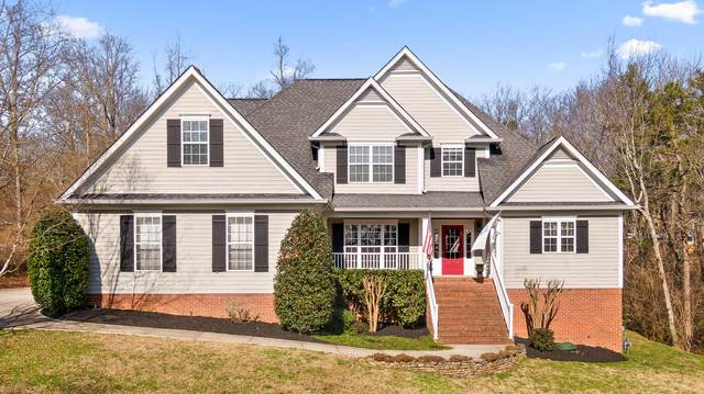 201 Rainbow Dr, Lookout Mountain, GA 30750 (MLS #1329918) :: The Hollis Group