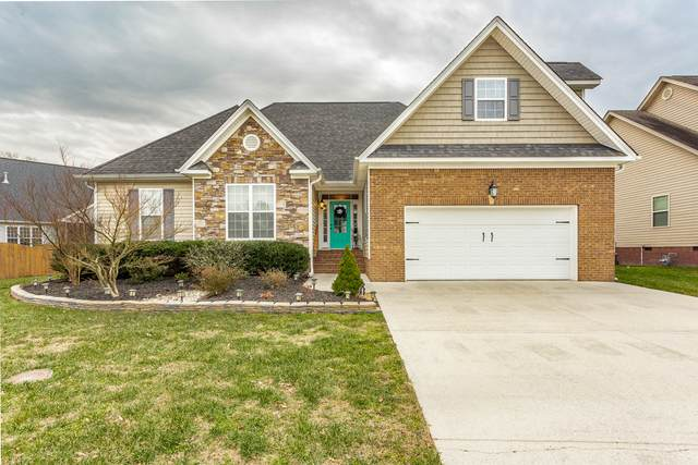 8386 Kayla Rose Cir, Ooltewah, TN 37363 (MLS #1329921) :: EXIT Realty Scenic Group