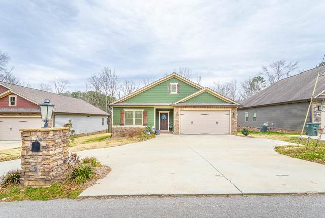 1304 Gunbarrel Rd, Chattanooga, TN 37421 (MLS #1329925) :: EXIT Realty Scenic Group