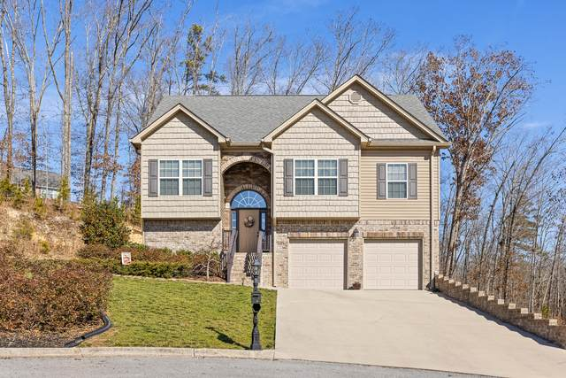 10120 Hunters Hollow Dr, Soddy Daisy, TN 37379 (MLS #1329937) :: The Hollis Group