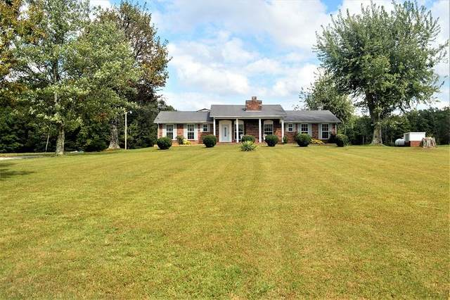 1610 Trussell Rd, Monteagle, TN 37356 (MLS #1329958) :: The Hollis Group