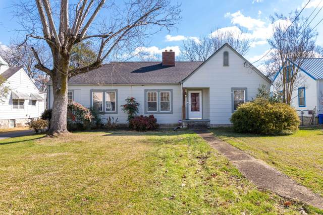 222 N Howell Ave, Chattanooga, TN 37411 (MLS #1329959) :: The Hollis Group