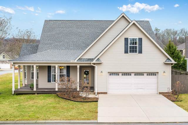 8009 Ashview Cir, Ooltewah, TN 37363 (MLS #1329961) :: EXIT Realty Scenic Group