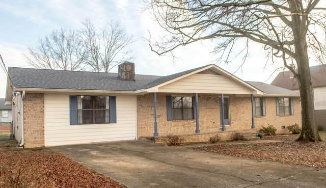 1608 Wildwood Tr, Fort Oglethorpe, GA 30742 (MLS #1329962) :: The Mark Hite Team