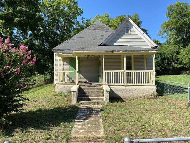 2107 Allin St, Chattanooga, TN 37406 (MLS #1330017) :: Chattanooga Property Shop