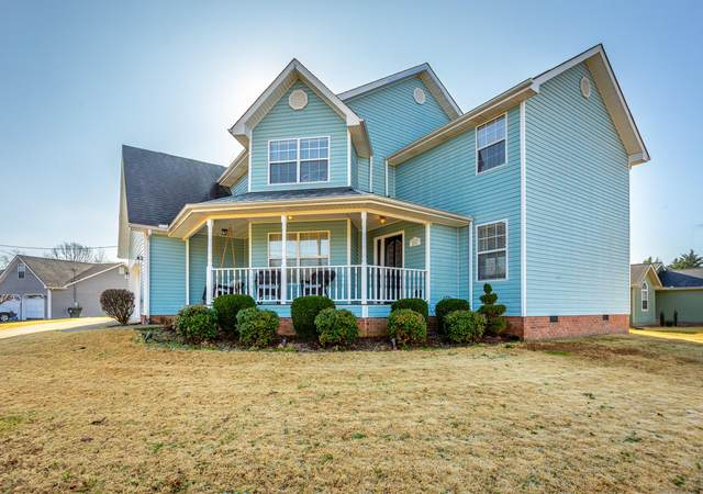203 Andrew Rd, Ringgold, GA 30736 (MLS #1330045) :: Smith Property Partners