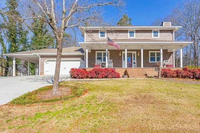 471 Palomino Dr, Dalton, GA 30720 (MLS #1330136) :: Smith Property Partners