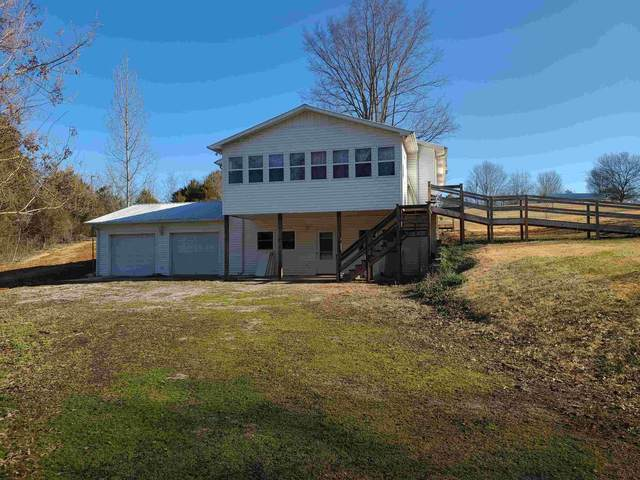 770 Worthington Cemetery Rd, Pikeville, TN 37367 (MLS #1330240) :: The Weathers Team