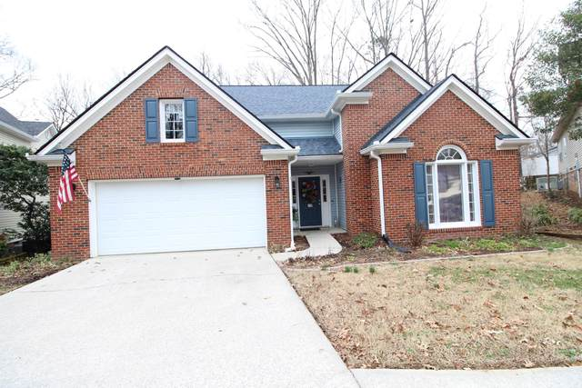 2106 NW Greenfield Ave, Cleveland, TN 37312 (MLS #1330242) :: 7 Bridges Group