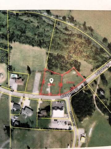 311 Lafayette St, Ringgold, GA 30736 (MLS #1330368) :: Chattanooga Property Shop