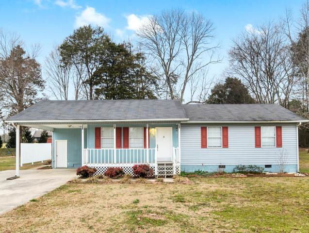 196 SE Kile Lake Ln, Cleveland, TN 37323 (MLS #1330372) :: EXIT Realty Scenic Group