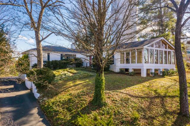 282 S S Crest Dr, Chattanooga, TN 37404 (MLS #1330383) :: Austin Sizemore Team