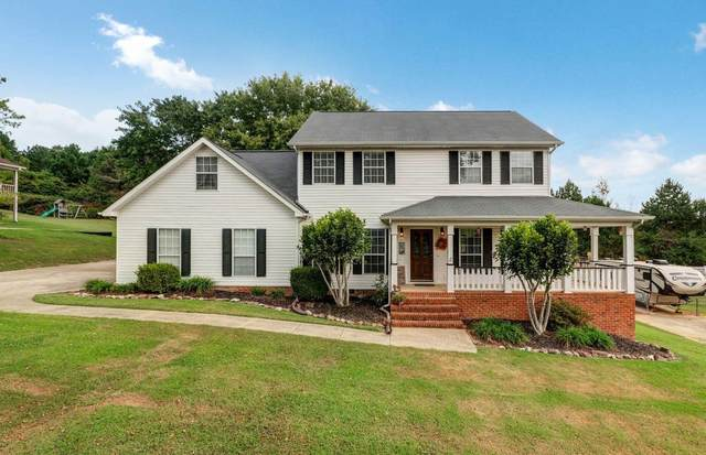 5172 Poplar Springs Rd, Ringgold, GA 30736 (MLS #1330407) :: 7 Bridges Group