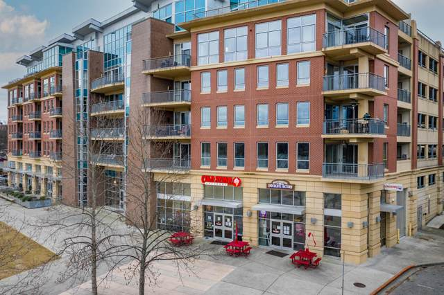 191 Chestnut St Apt 201, Chattanooga, TN 37402 (MLS #1330505) :: The Weathers Team