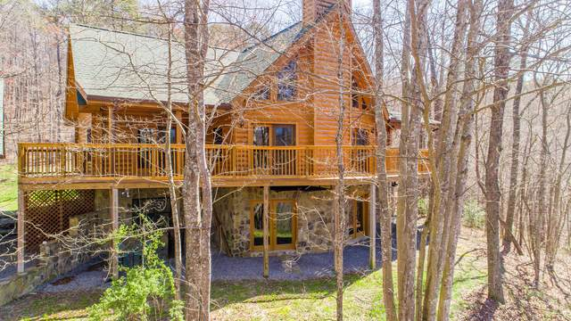 2336 Clear Brooks Dr, Signal Mountain, TN 37377 (MLS #1330537) :: EXIT Realty Scenic Group