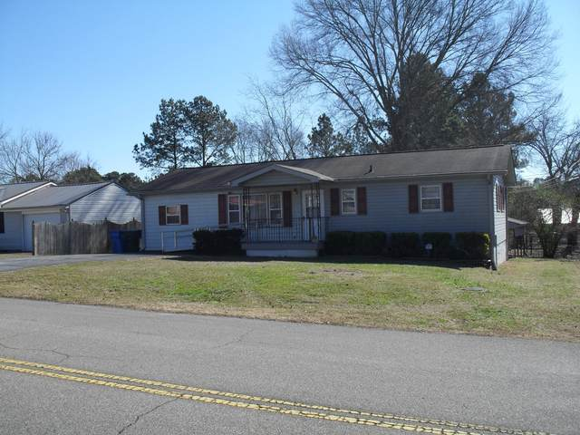 6304 Wimberly Dr, Chattanooga, TN 37416 (MLS #1330575) :: The Robinson Team