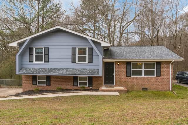 1046 Hill Crest Rd, Hixson, TN 37343 (MLS #1330635) :: Smith Property Partners