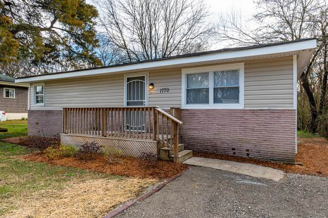 1770 Ocoee St, Chattanooga, TN 37406 (MLS #1330760) :: The Edrington Team