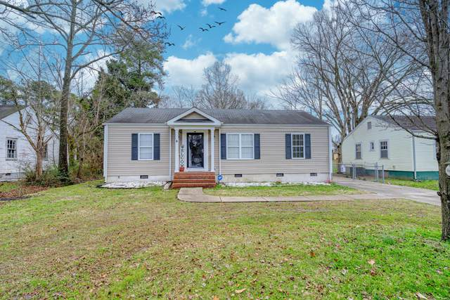 206 Central Dr, Chattanooga, TN 37421 (MLS #1330861) :: The Jooma Team