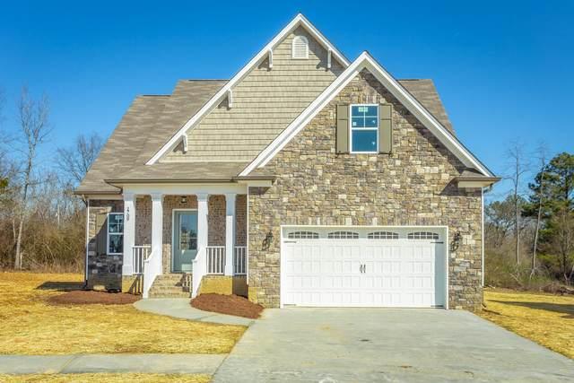 1709 Oakvale Dr, Chattanooga, TN 37421 (MLS #1330940) :: Austin Sizemore Team