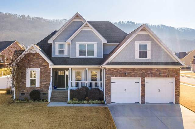 8004 Perfect Vw, Ooltewah, TN 37363 (MLS #1330941) :: EXIT Realty Scenic Group