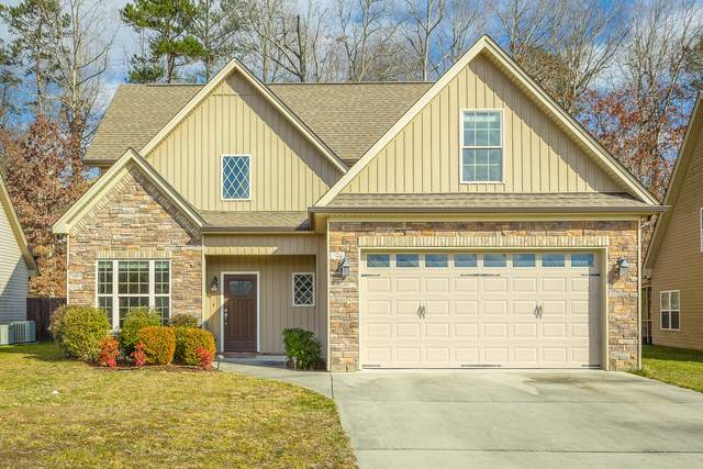 8493 Maple Valley Dr, Chattanooga, TN 37421 (MLS #1331082) :: The Robinson Team