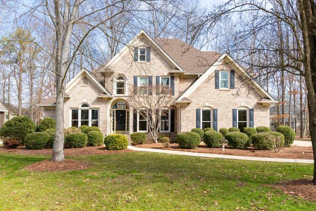6814 Autumn Lake Tr, Hixson, TN 37343 (MLS #1331237) :: Smith Property Partners