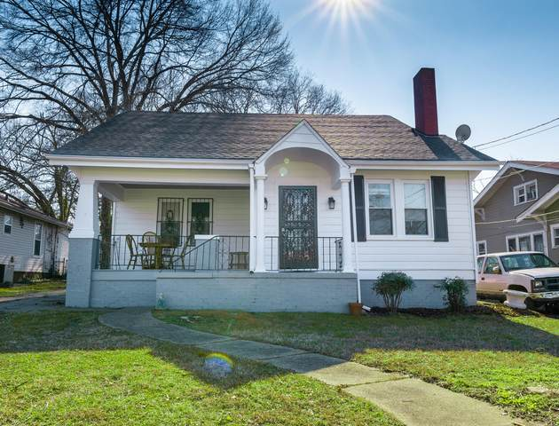 2408 E 05th St, Chattanooga, TN 37404 (MLS #1331345) :: The Robinson Team