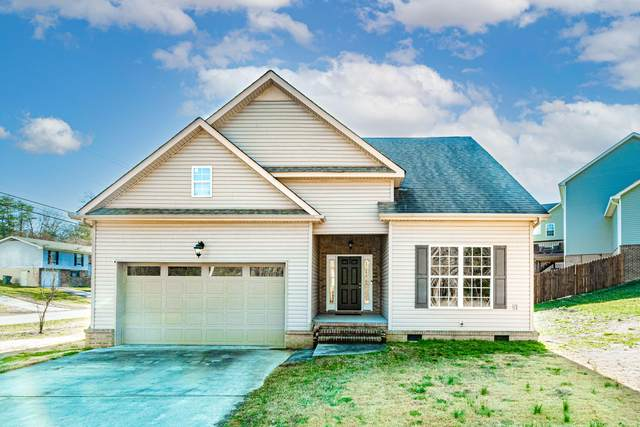 574 Titanium Dr, Hixson, TN 37343 (MLS #1331360) :: The Edrington Team