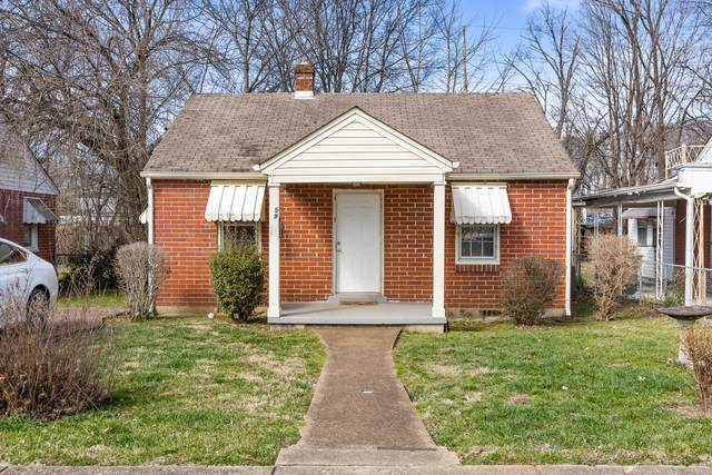 59 Maude St, Chattanooga, TN 37403 (MLS #1331372) :: Smith Property Partners